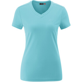 Maier Sports Trudy T-shirt Dames, turquoise